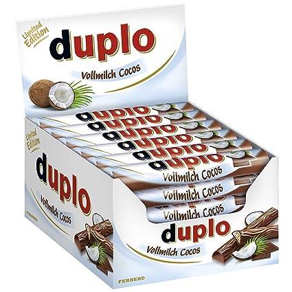 Ferrero Duplo Cocos Limited Edition, paquete de 40 (40 x ...
