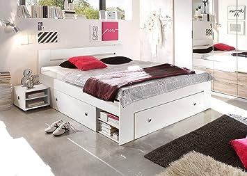 Kojenbett 140x200  lifestyle4living Bett, Schlafbett, Kojenbett, Schlafzimmerbett ...