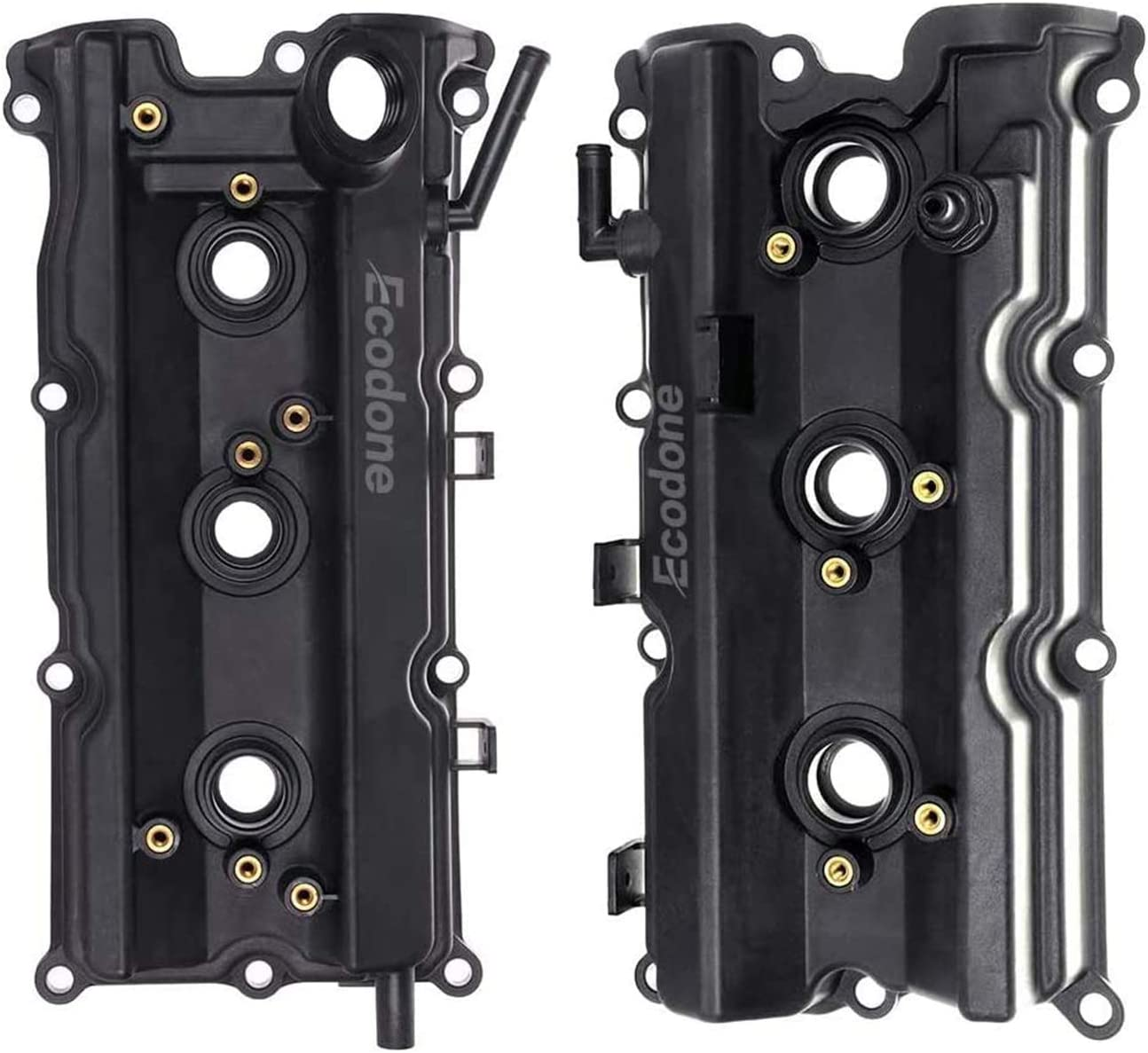 03-08 Infiniti FX35 Infiniti Engine Valve Covers Left /& Right For 03-06 Nissan Infiniti 350Z 03-06 Infiniti G35 06-08 Infiniti M35,VQ35DE V6 Motor 3.5L