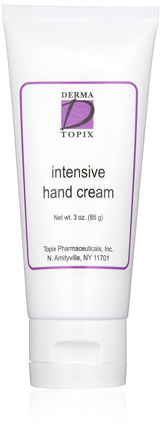 DermaTopix Intensive Hand Cream, 3 oz