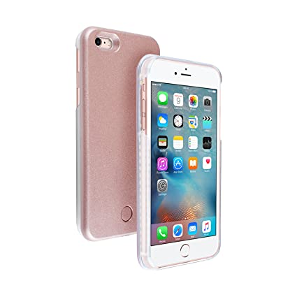 KOBRA Selfie Lighting Case For iPhone 6 Plus - Light Up Flash Case - Great  Selfies 3ae888d887
