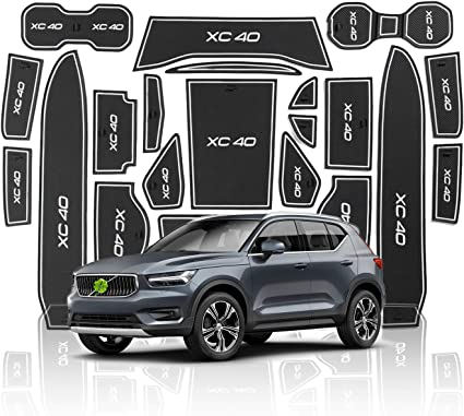 Interior Door Slot Pad Color : Red Anti-slip Pad Rubber Mats Compatible With Jeep Compass 2017 2018 2019 Car Interior Accessories Water Cup Storage Box Non Slip Mat