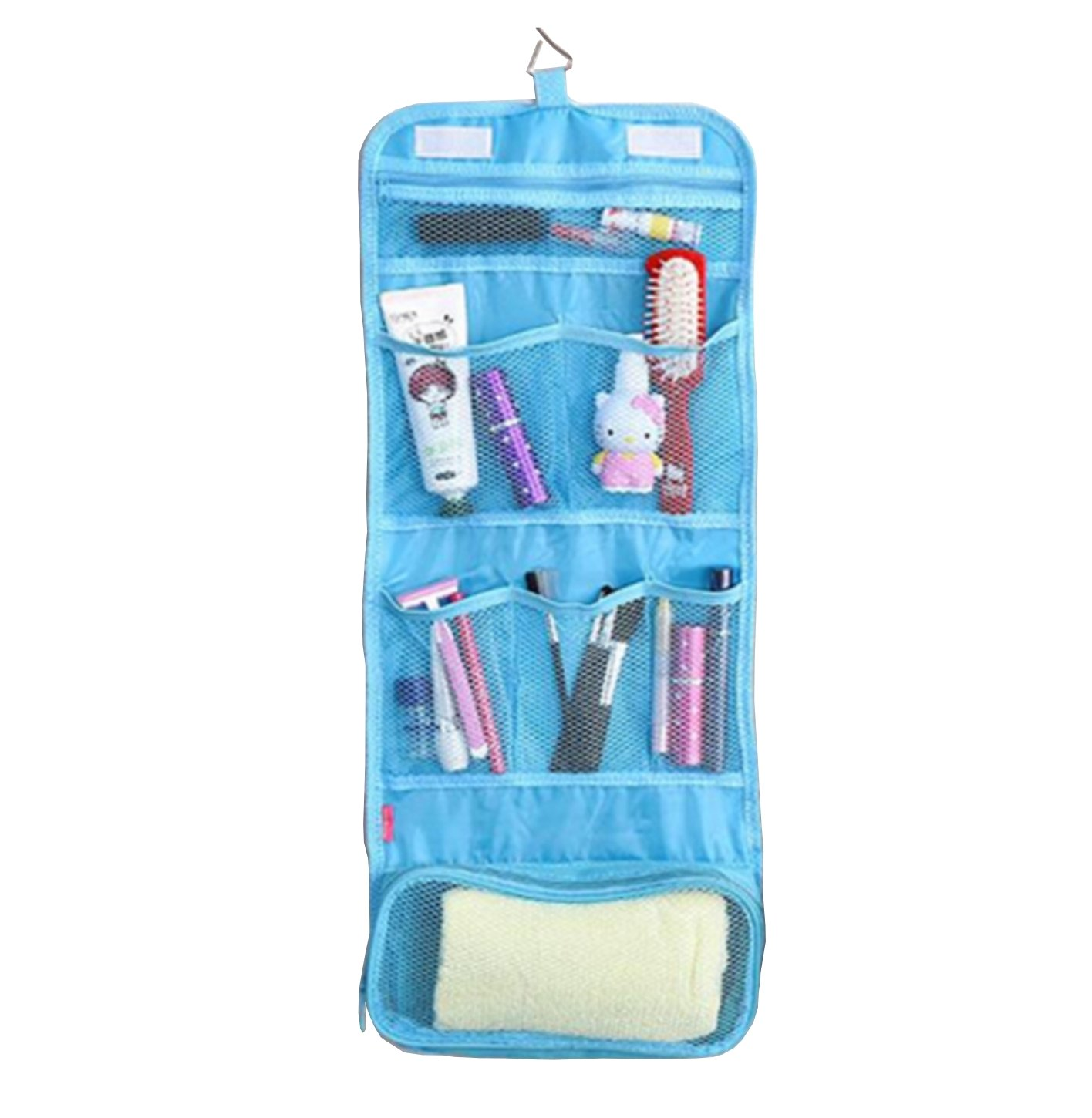 Amazon.com: WOMUL Travel Caddy Hang On Bathroom Shower Organizer ...