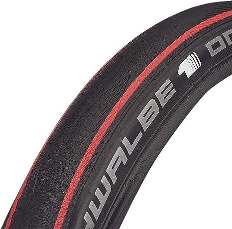 Schwalbe One neumático de Bicicleta, Negro, 28 700 x 25 C 25 – 622 ...