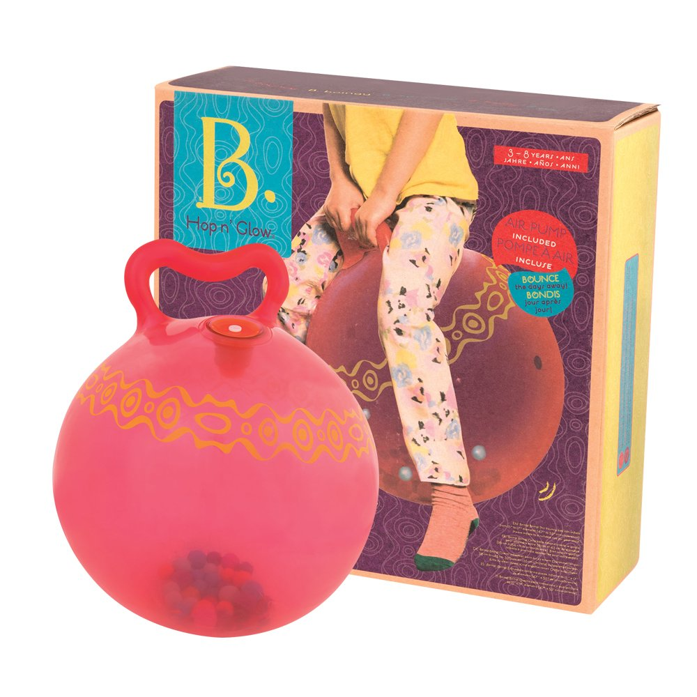 B. Toys 44628 Red Bouncy Ball