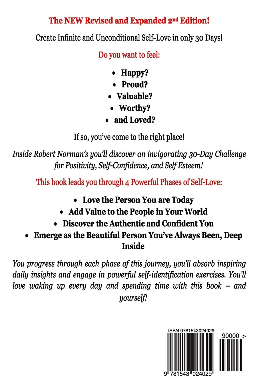 Self Love: 30 Day Self Love Challenge: Build you Self Confidence ...