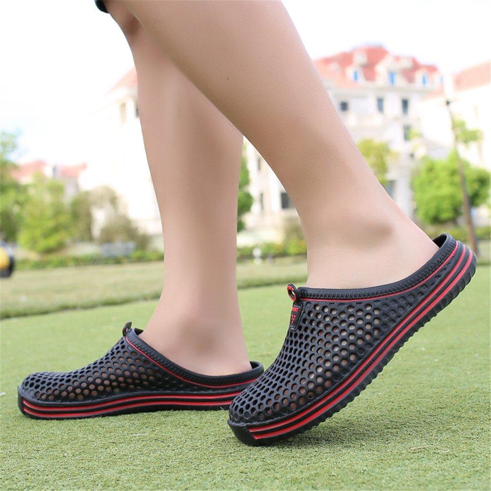 CN-Porter Womens Breathable Mesh Sandals,Garden Clog Shoes,Beach Footwear,Anti-Slip,Water Shoes