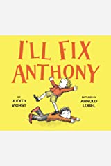 I'll Fix Anthony Kindle Edition