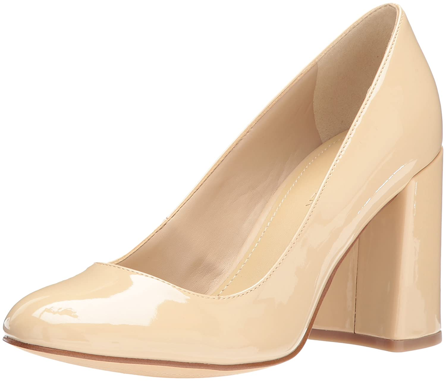 Marc Fisher Women's Ilyssa Pump B072C3FWK6 8 B(M) US|Latte