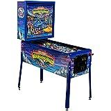 PBR (Pabst Blue Ribbon) Can Crusher Pinball Machine