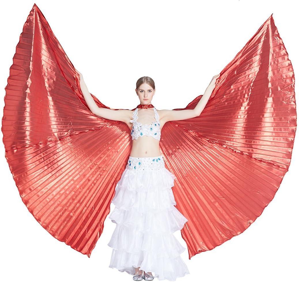 Dance Fairy - Alas con varillas para danza del vientre, accesorios ...