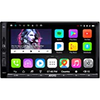 ATOTO A6 Pro A6Y2721PRB Double DIN Android Car Navigation Stereo - Dual Bluetooth w/aptX - Fast Phone Charge/Ultra…