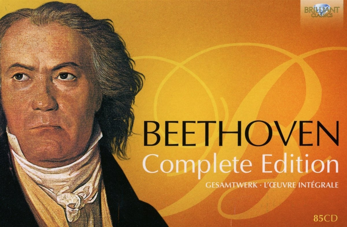 Beethoven Complete Edition by Brilliant Classics
