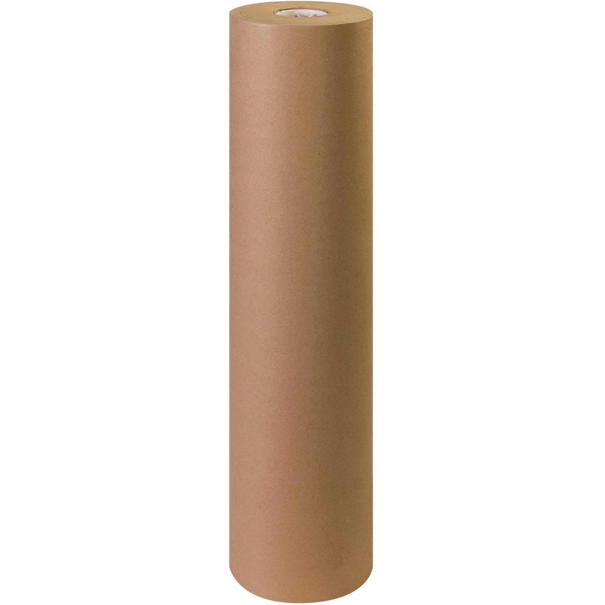 Boxes Fast Kraft Paper Roll, 60#, 36'' x 600', Kraft, (Pack of 1 Roll) by Boxes Fast