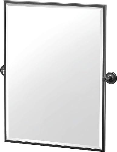 Gatco Designer II Framed Rectangle Mirror