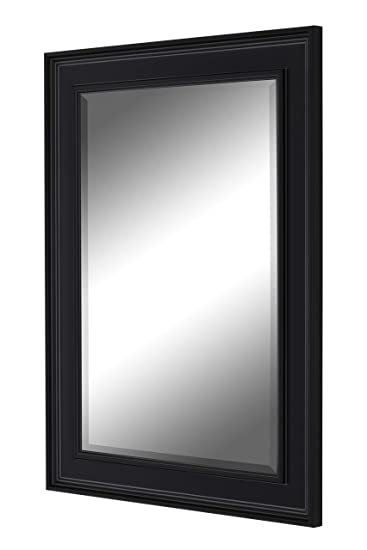 Amazoncom Hitchcock Butterfield Ceylon Black Framed Wall Mirror