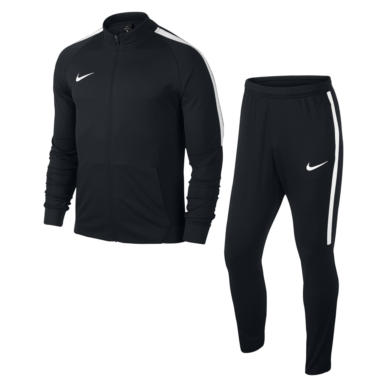NIKE Men's Tracksuit Performance Dry Squad 17 Knit (Black, M) by NIKE