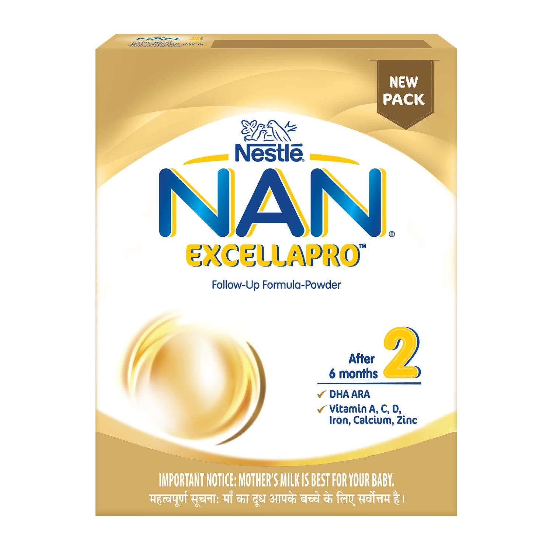 NAN EXCELLAPRO 2 Follow-Up Formula-Powder 400g Refill pack