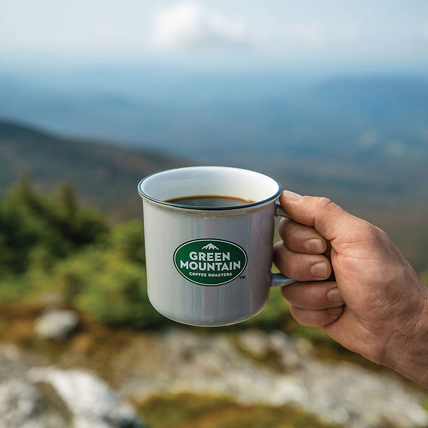 with Green Mountain Favorites Collection K-Cup Pods Single Serve K-Cup Pod and 12 Cup Carafe Brewer Keurig K-Duo Coffee Maker 40 count