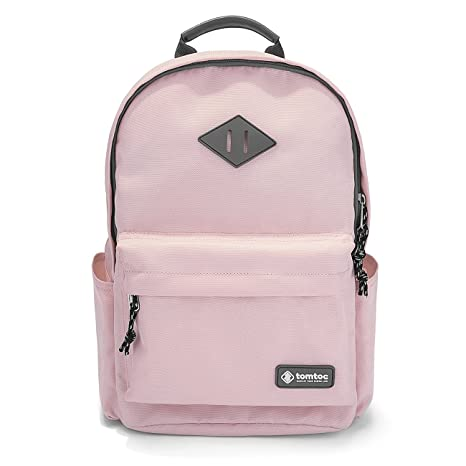 e045c30d8 College Backpack for Girls, tomtoc 14 Inch College Laptop Backpack Casual  School Bookbag Daypack Travel