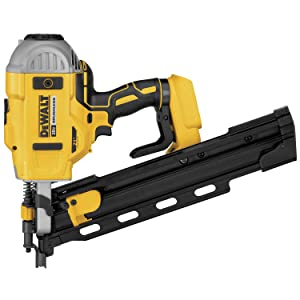DEWALT DCN21PLB 20V MAX 21° Plastic Collated Cordless Framing Nailer (Tool Only)