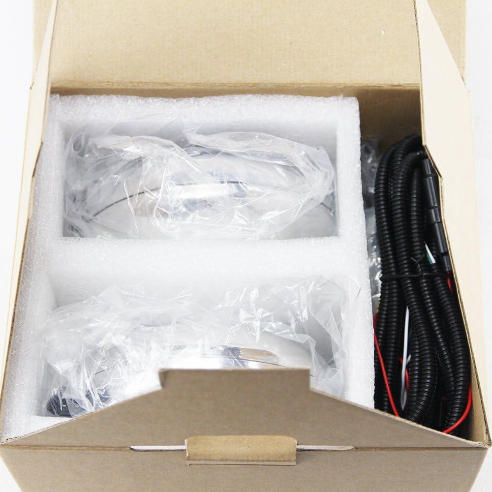 DRL LED pour Mini Cooper Conduite rallye Blanc Feux de jour