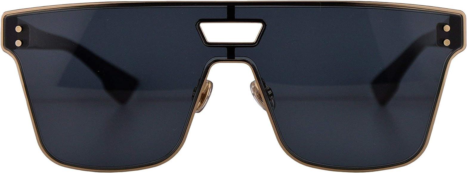 Amazon.com: Christian Dior Diorizon1 - Gafas de sol (oro ...