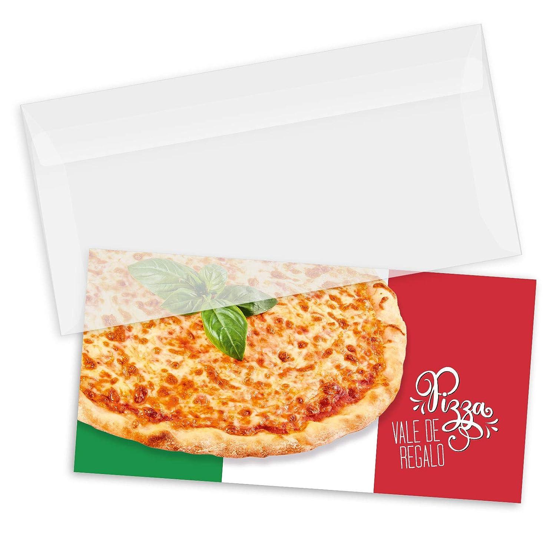 50 vales de 50 regalo + 50 de sobres para italiano restaurantes y gastronomía G92024E 986c22