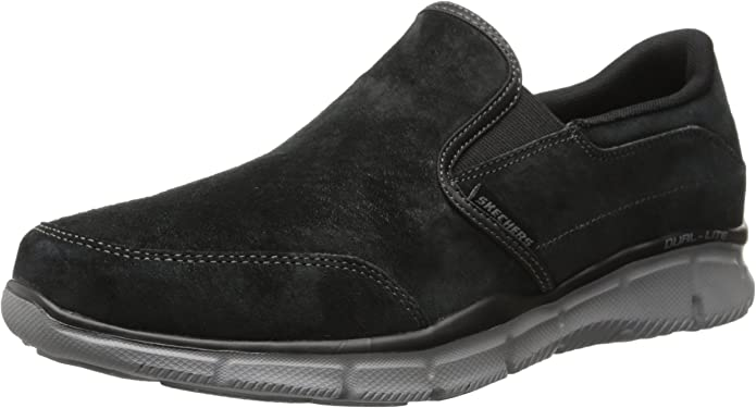 Skechers Equalizer Mind Game Sneakers Herren Schwarz
