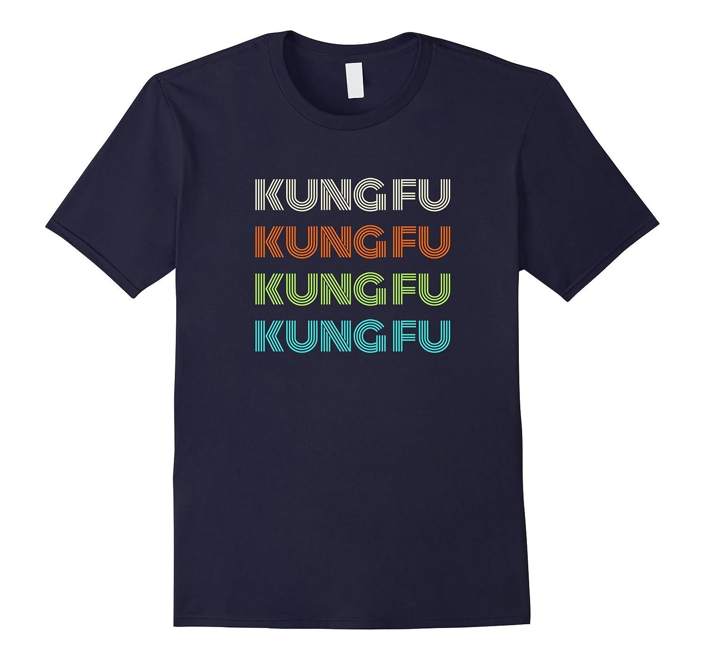 Classic 1970's Kung Fu T-Shirt-FL