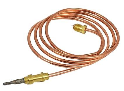amazon com thermocouple replacement for desa lp heater 098514 01 rh amazon com