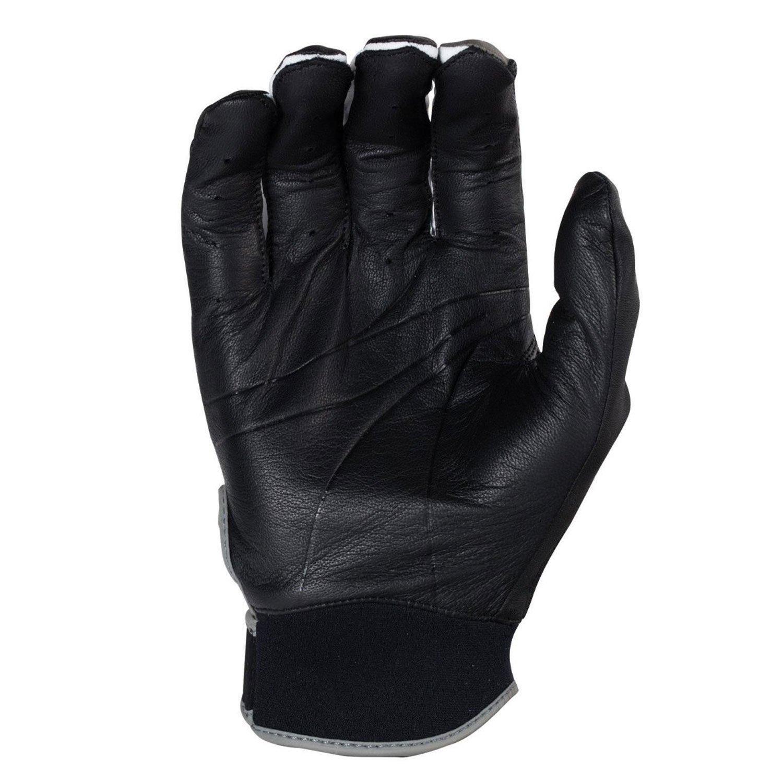 Black leather batting gloves - Amazon Com Franklin Sports 2016 Mlb X Vent Pro Batting Gloves Pair Sports Outdoors