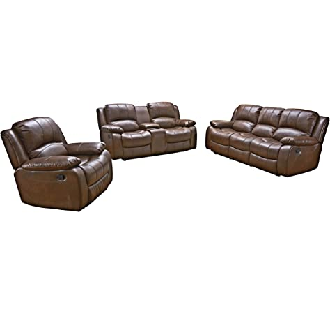 Amazon.com: Betsy Furniture 8028 - Juego de 3 sillones ...