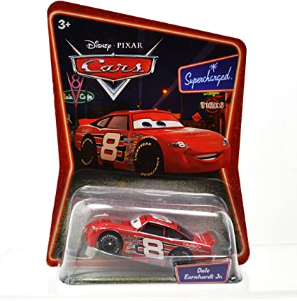 "Amazon | MATTEL Disney-PIXAR ""CARS"" Superchaged ""DALE EARNHARDT JR ..."