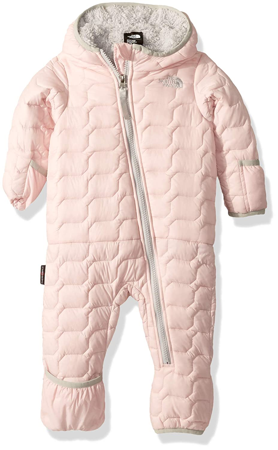 747fbd875 Amazon.com  The North Face Infant Thermoball Bunting - Purdy Pink ...