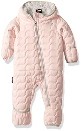 300ba6df2ffd Amazon.com  The North Face Infant Thermoball Bunting - Purdy Pink ...