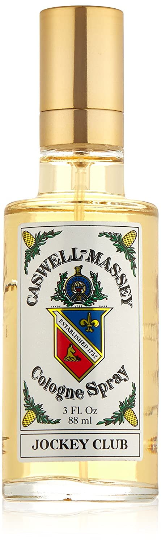 Caswell-Massey Jockey Club Cologne Spray, 3-Ounce