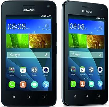 Huawei Y3 Y360-U31 Negro - Smartphone (4.0