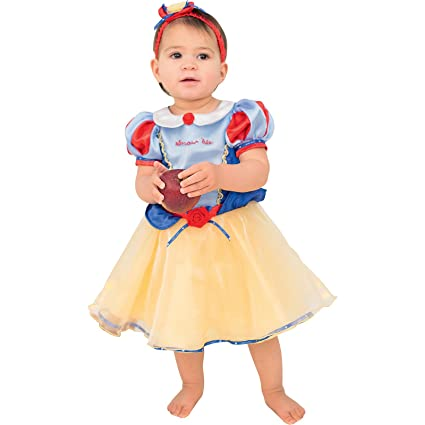 409474cf62ad Dress Up Snow White Baby Toddler Costume