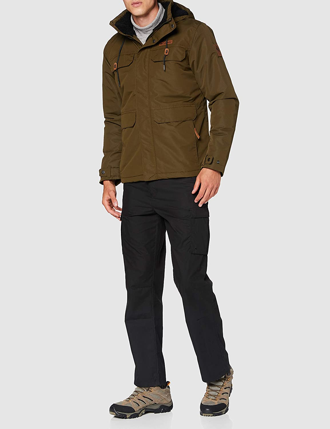 Columbia South Vert Olive (Olive Green)