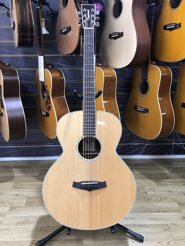 Tanglewood Evolution Exotic TWB Z - Guitarra electroacústica ...