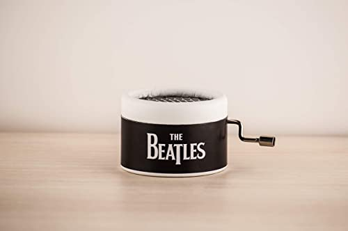 Caja musical The Beatles con diferentes canciones