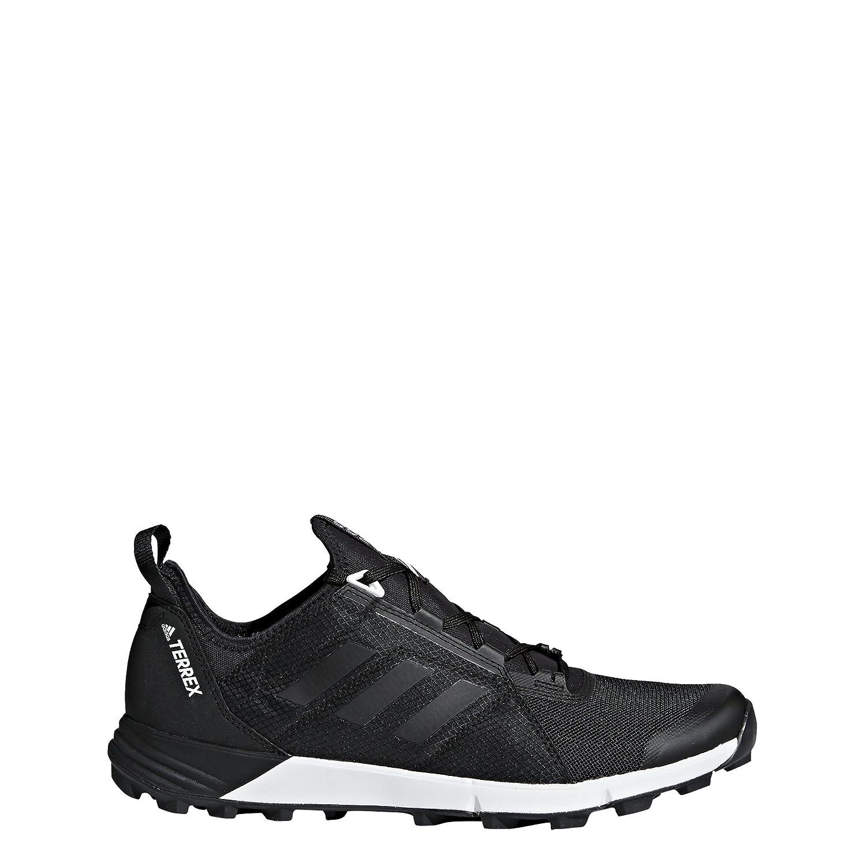 Noir noir noir adidas pour Homme Terrex Agravic Speed Trail Chaussures de Course à Pied 48 EU