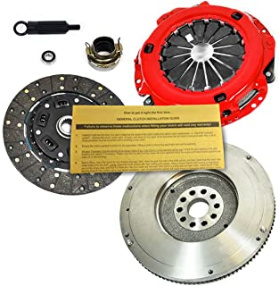 EFT STAGE 2 CLUTCH KIT& OE FLYWHEEL FOR 2001-04 TOYOTA TACOMA 2.4LFITS 4WD ONLY