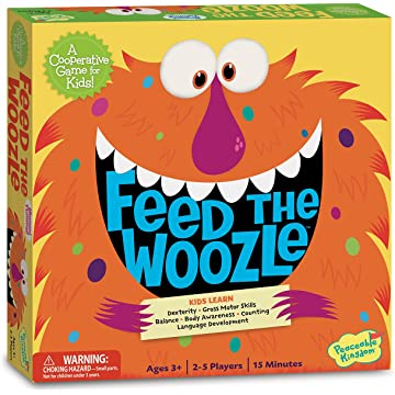 Peaceable Kingdom's Feed The Woozle
