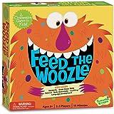 Peaceable Kingdom Feed the Woozle Preschool Skills Builder Game