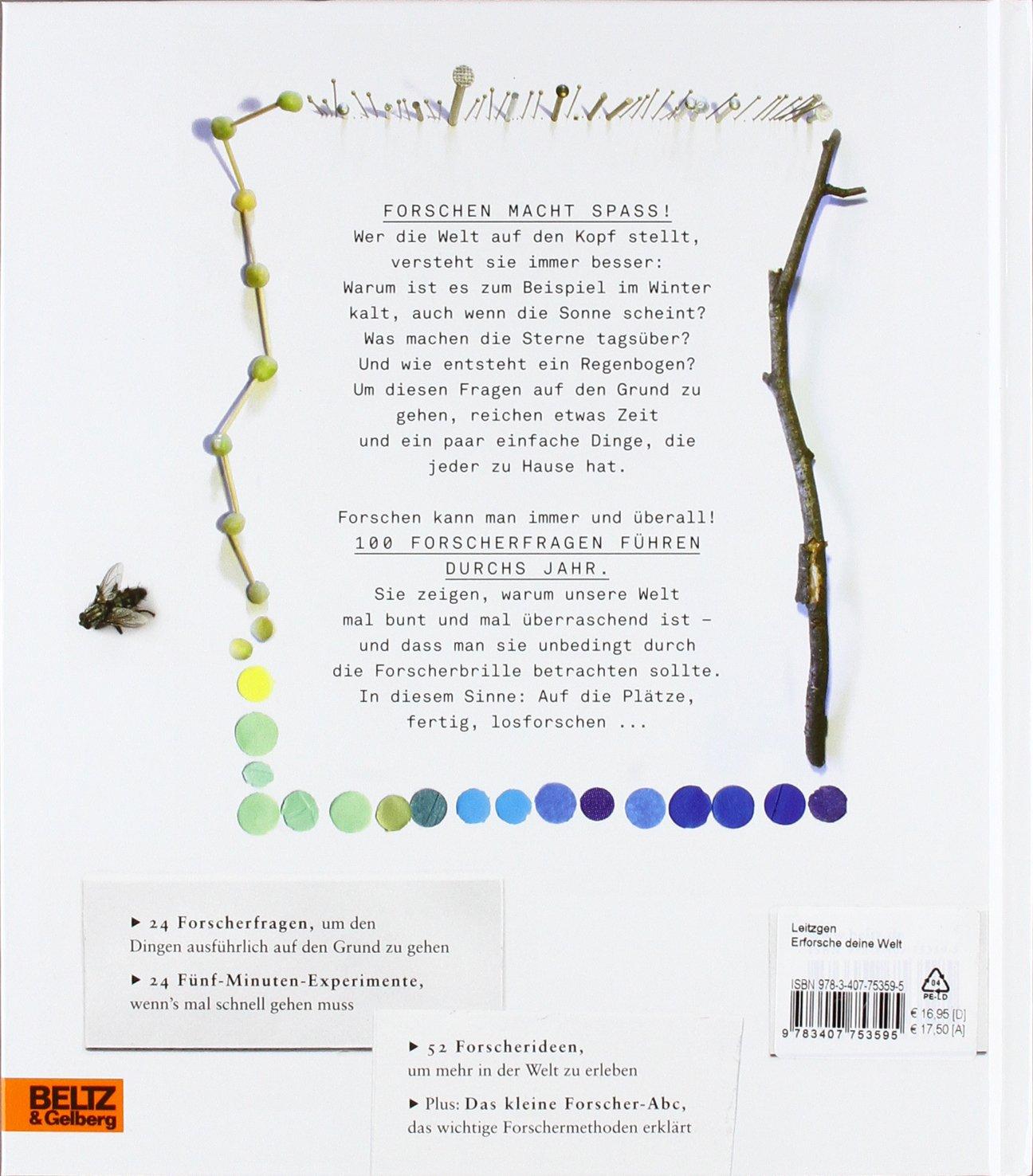 Erforsche deine Welt: Forschen lernen für Kinder: Amazon.co.uk: Anke ...