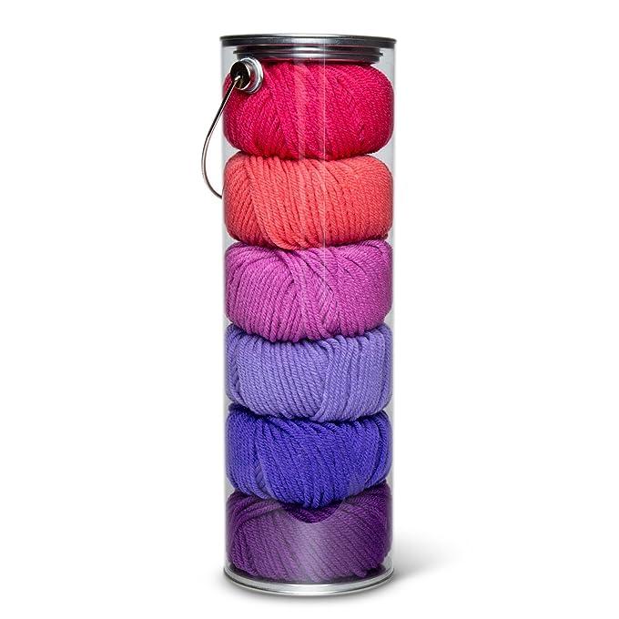 Amazon.com: Fair Isle Yarn - Liberty Craft Colors (BTS)