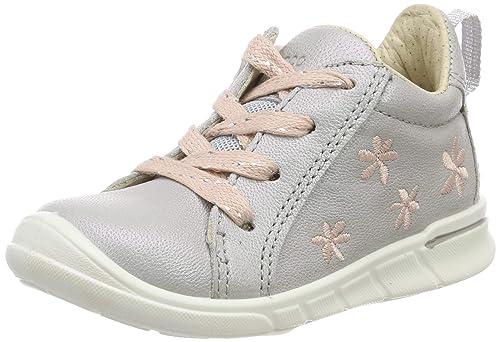 ECCO Mädchen First Hohe Sneaker