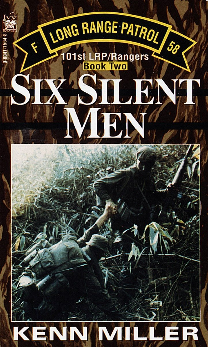 Download Six Silent Men, Book Two (101st LRP Rangers) PDF